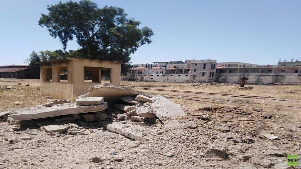 سوريا.. تفجيرات ومظاهرات في درعا تزامنا مع الانتخابات الرئاسية