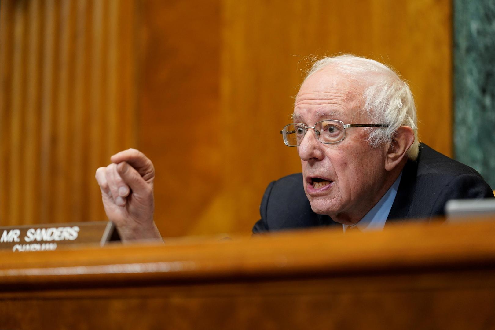 ساندرز يتخلى عن فرض تصويت لمنع بيع أسلحة لإسرائيل