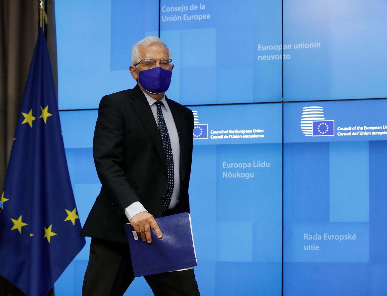 مفوض السياسة الخارجية والأمن في الاتحاد الأوروبي جوزيب بوريل