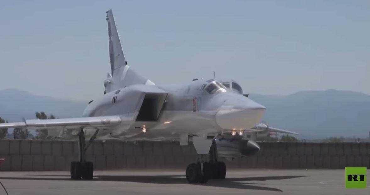 قاذفات روسية بعيدة المدى تحلّق فوق البحر الأبيض المتوسط