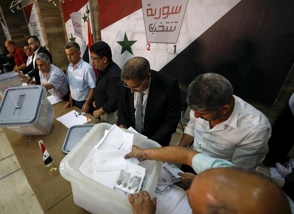 الانتخابات السورية