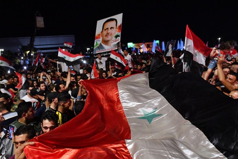 سيناتور روسي يعلق على فوز الأسد