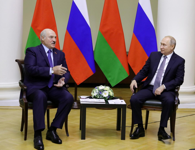 لوكاشينكو في سوتشي للقاء بوتين