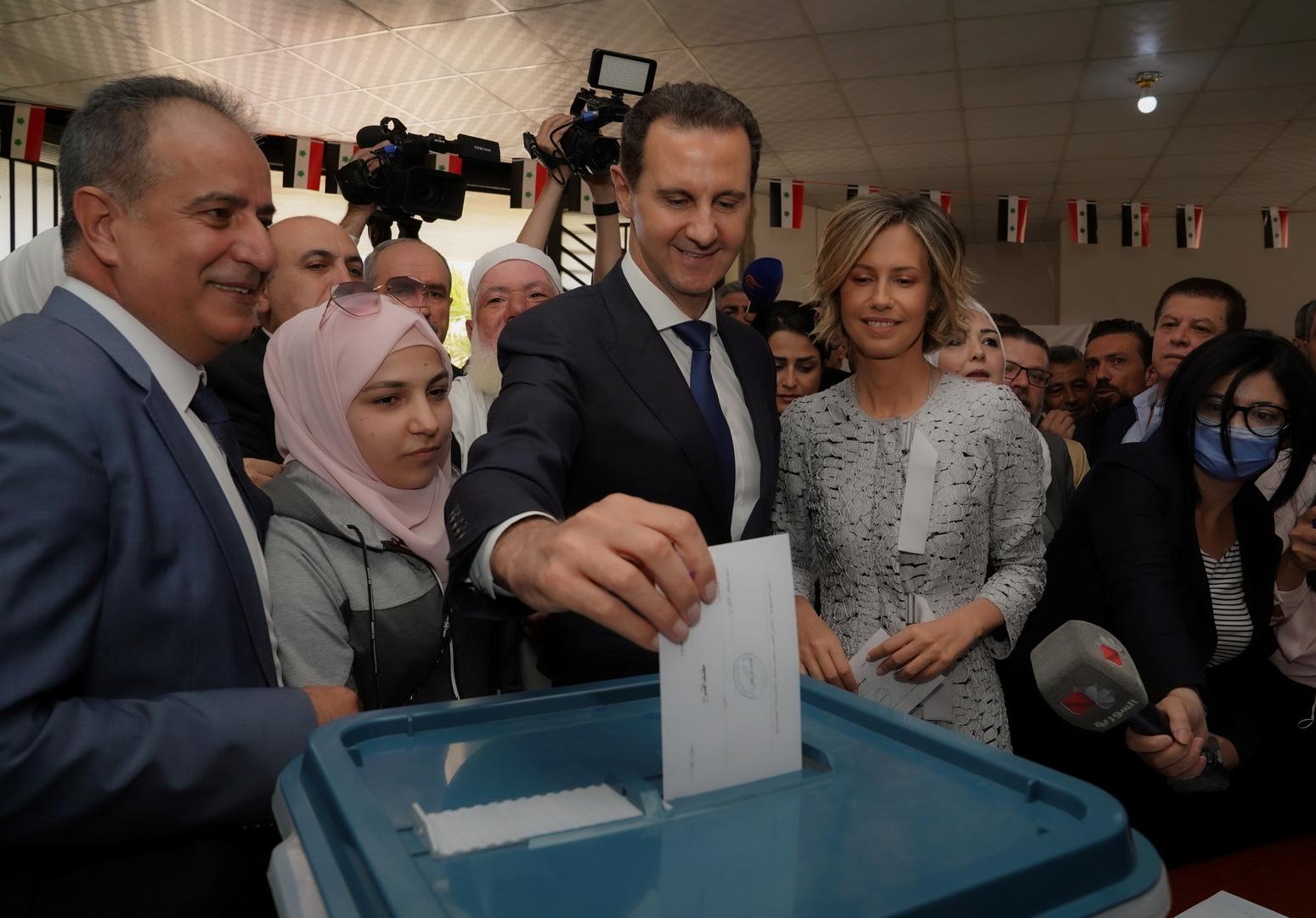 الكرملين يحدد أهم إنجازات الأسد كرئيس لسوريا