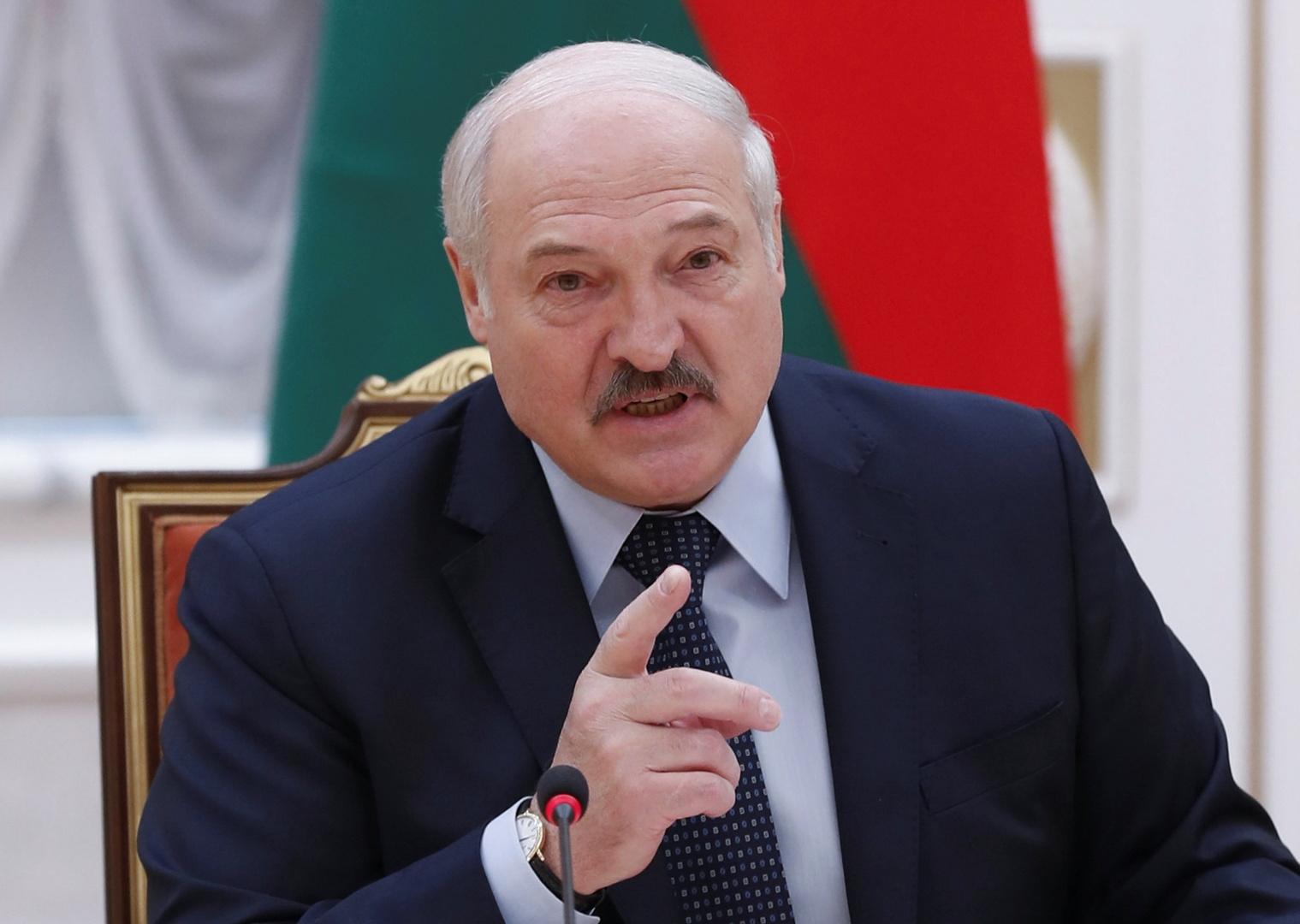 رئيس بيلاروس ألكسندر لوكاشينكو