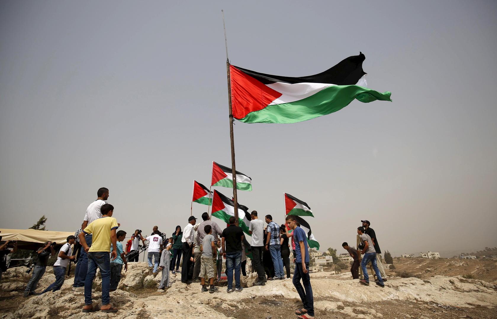 مواجهات خلال مسيرات رافضة للاستيطان الإسرائيلي شمال الضفة الغربية