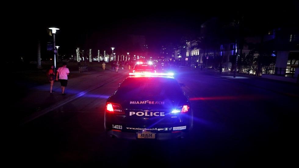 شرطة مدينة ميامي الأمريكية