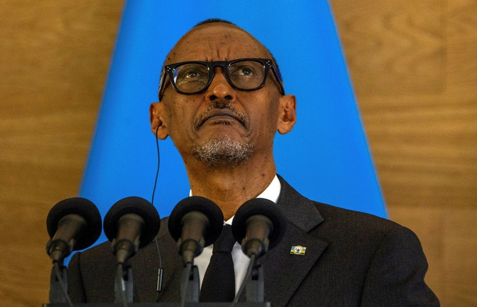 كاغامي يشيد بإقرار فرنسا بدورها في مجازر رواندا