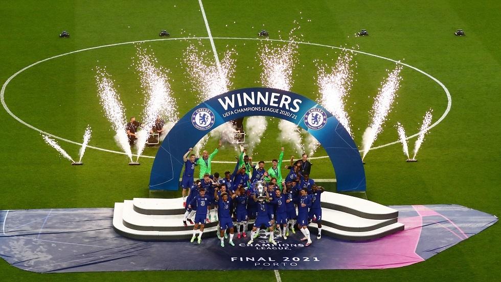 تشيلسي يهزم مانشستر سيتي ويتوج بلقب دوري أبطال أوروبا (فيديو)