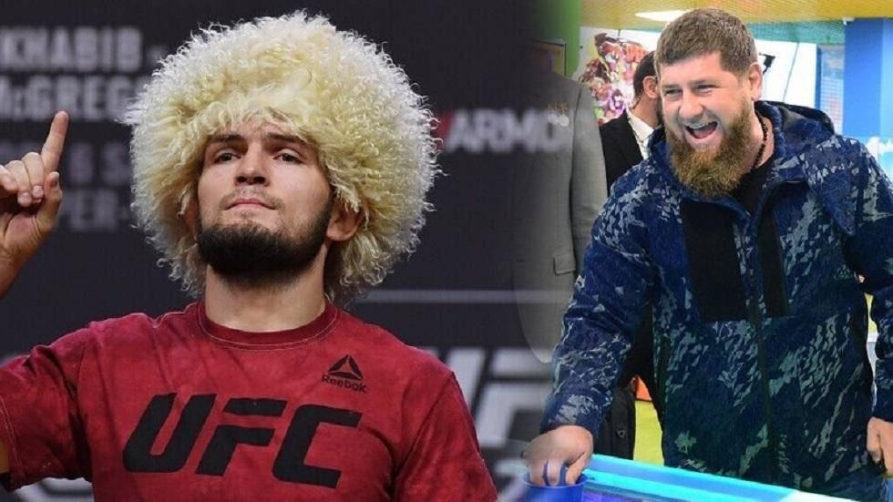 أول رد من المقاتل حبيب على تحدي الرئيس الشيشاني