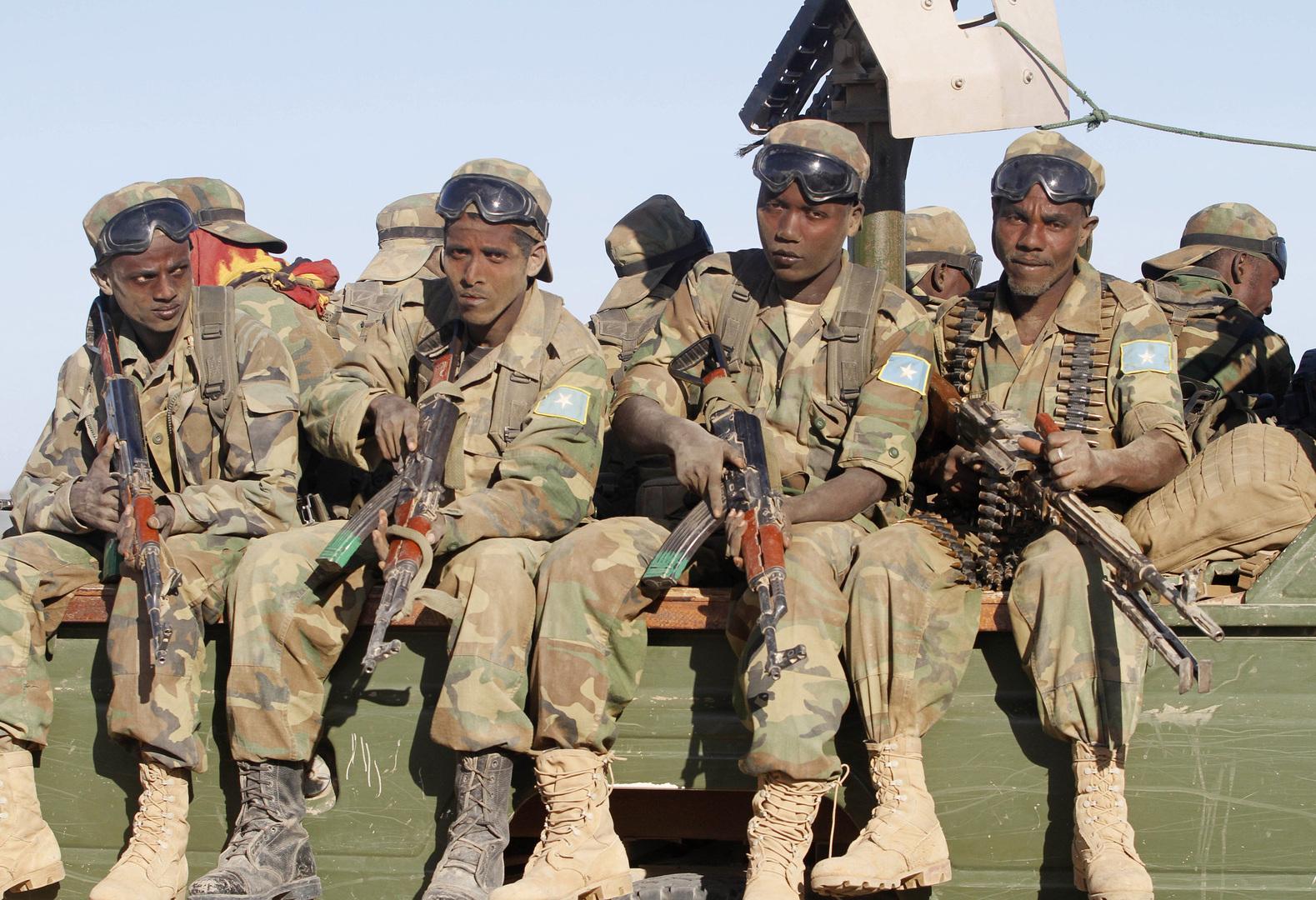 الجيش الصومالي يعلن القضاء على عشرات مسلحي