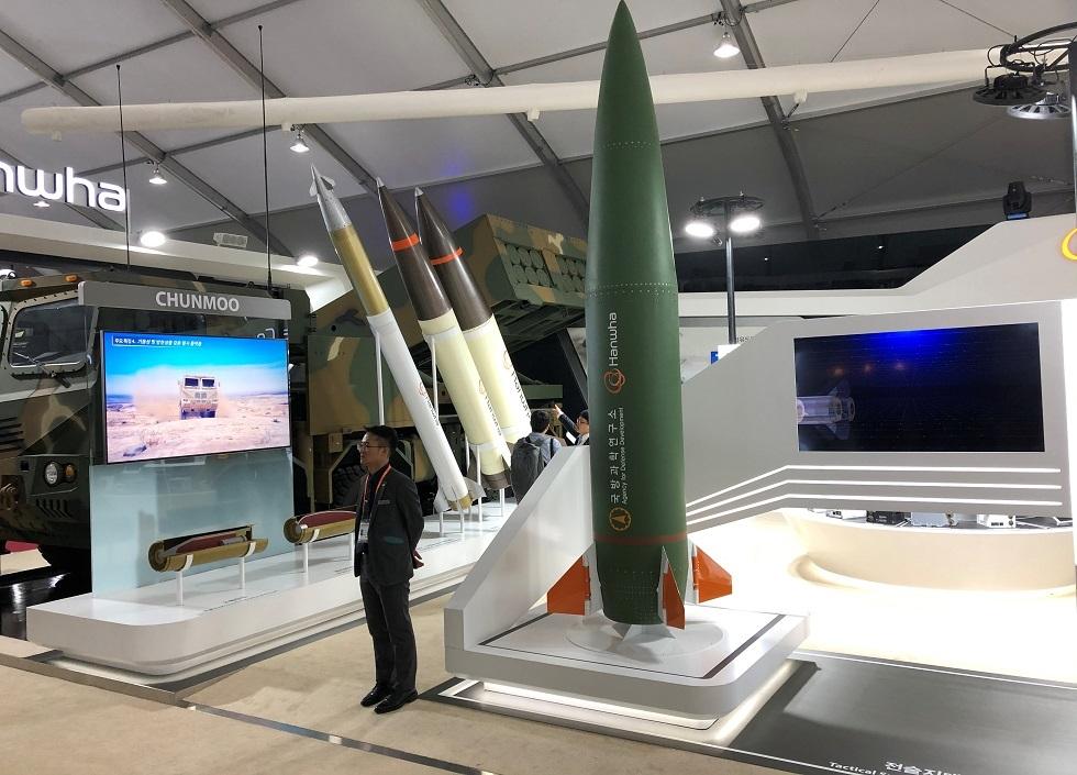 كوريا الشمالية تدين اتفاق سيئول وواشنطن على رفع القيود المفروضة على مدى صواريخ