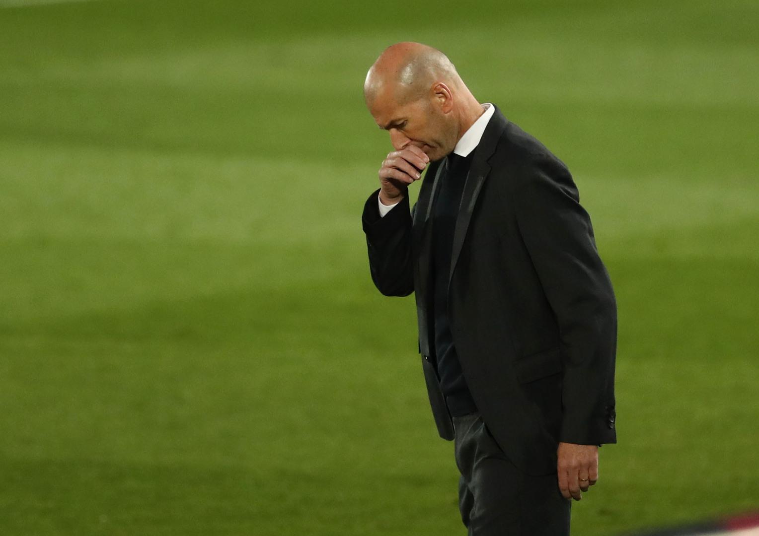 زيدان يخرج عن صمته ويكشف السبب وراء التخلي عن ريال مدريد