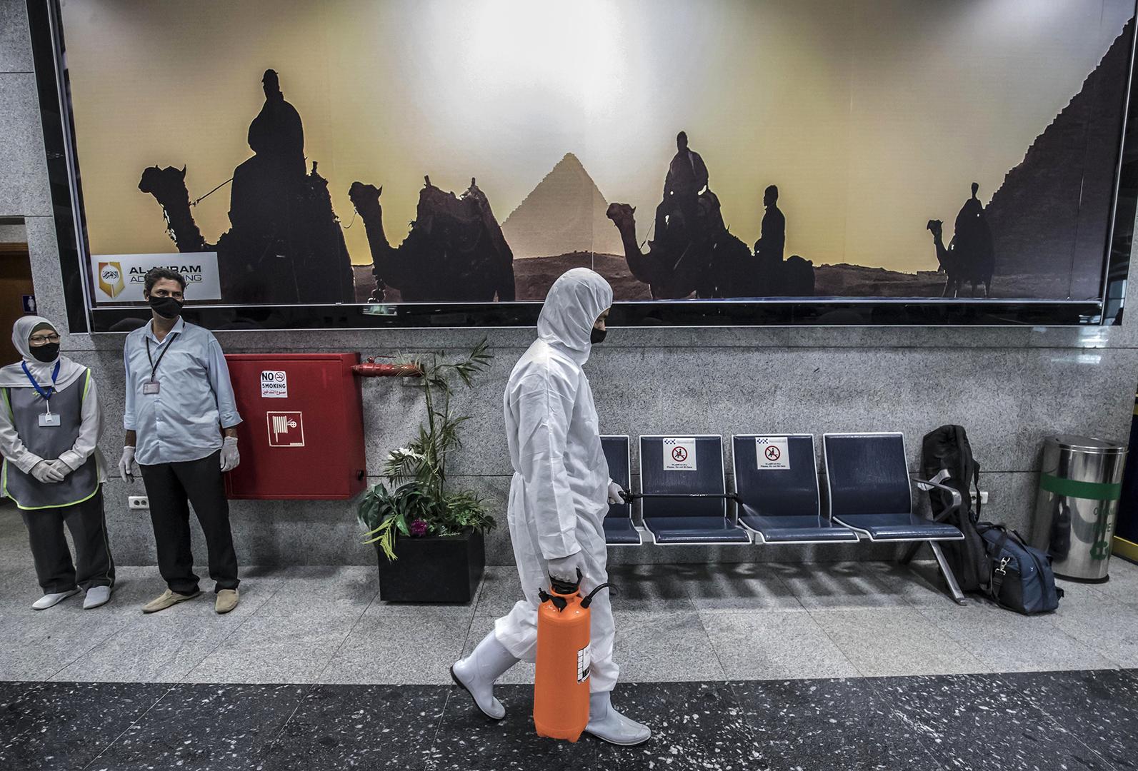 مصر تخصص مستشفيات لعلاج مصابي الفطر الأسود