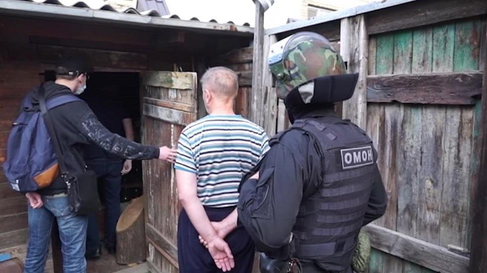 الأمن الروسي يوقف نشاط نحو 100 صانع سلاح غير شرعي