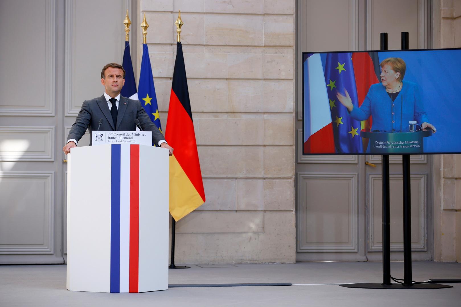 ألمانيا وفرنسا متمسكتان باتفاقات مينسك و