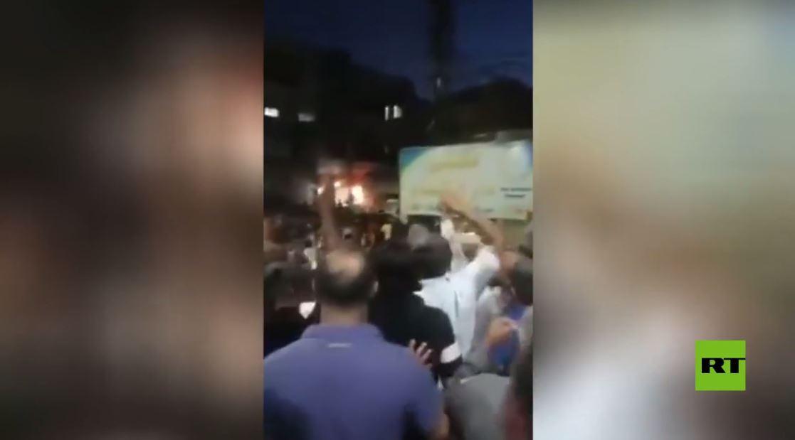 سقوط قتلى وجرحى في مظاهرات ضد قانون التجنيد الإجباري الذي فرضته الإدارة الذاتية في سوريا