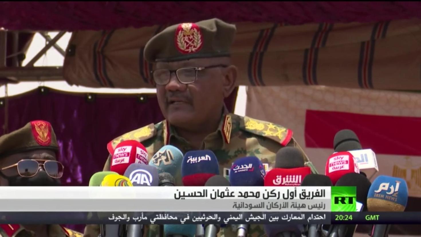 اختتام التدريبات العسكرية المصرية السودانية
