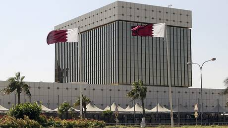 مصرف قطر المركزي يكشف عن حجم احتياطياته الدولية