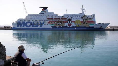 خفر السواحل الليبي يطلق النار على صياد إيطالي قبالة مياه طرابلس