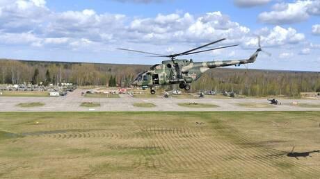 الطوارئ الروسية تعلن العثور على حطام مروحية Mi-2 سقطت شرقي البلاد