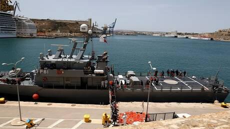 عشرات المهاجرين يصلون إلى مالطا بعد إنقاذهم من عرض البحر