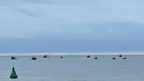 استئناف المفاوضات بين فرنسا وبريطانيا حول مصير صيادي منطقة جيرسي