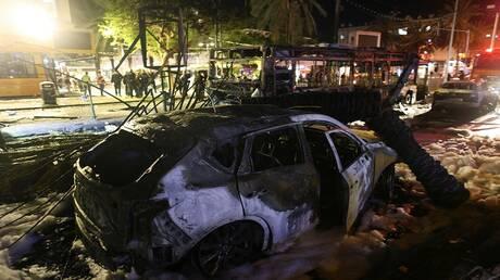 """مقتل إسرائيليين اثنين بقصف على اللد و""""سرايا القدس"""" تعلن إطلاق 100 صاروخ جديد"""
