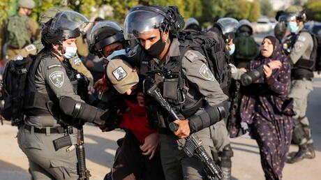 نادي الأسير: إسرائيل اعتقلت 1500 فلسطيني منذ بدء التصعيد أغلبهم من أبناء مدن الخط الأخضر