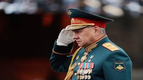 إبداعات وزير الدفاع الروسي الفنية تباع في مزاد خيري بـ40 مليون روبل