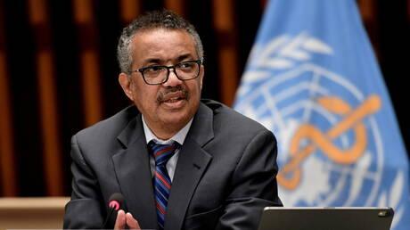 """منظمة الصحة العالمية: الوضع في إقليم تيغراي """"مروع"""""""