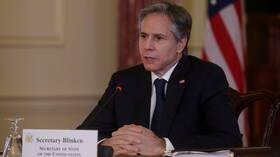 بلينكن: لا مصلحة للولايات المتحدة والصين في خوض مواجهة عسكرية