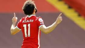لفتة إنسانية من محمد صلاح تجاه مدير الكرة في أحد الأندية المصرية