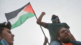 لليوم الثاني.. الأردنيون يتظاهرون مطالبين بطرد السفير الإسرائيلي