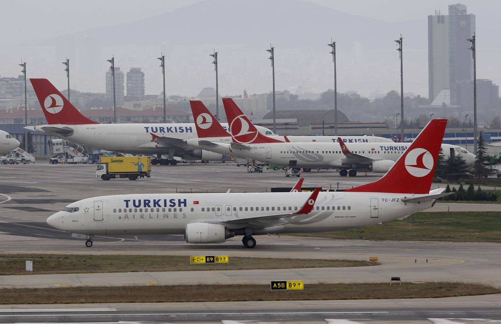 روسيا تستأنف الرحلات الجوية مع تركيا اعتبارا من الـ22 من يونيو