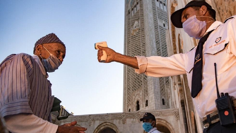 إجراءات صحية في المغرب - أرشيف