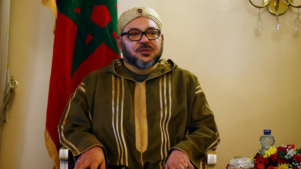 العاهل المغربي، الملك محمد السادس.