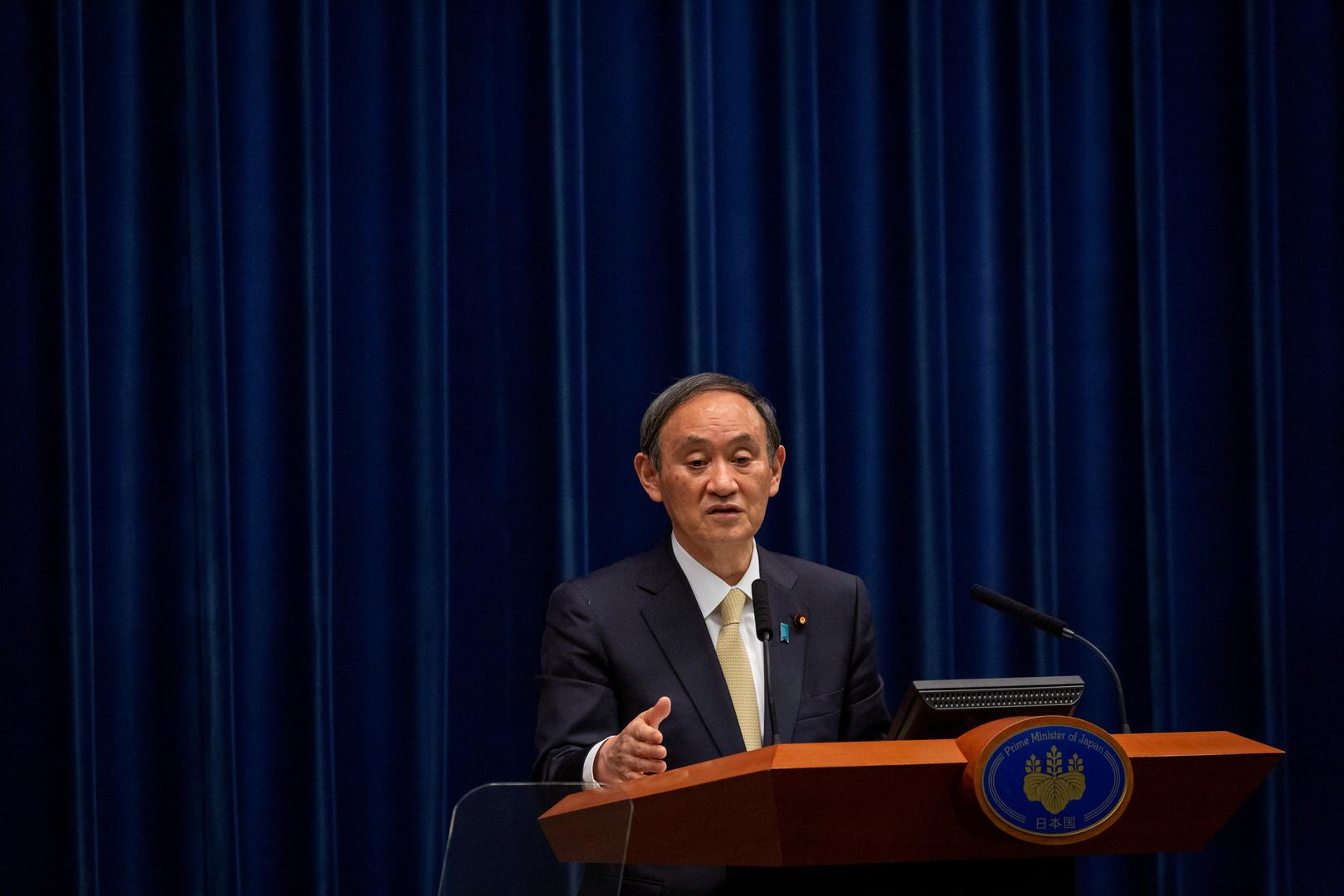 وكالة: اليابان مستعدة لتخصيص 800 مليون دولار إضافي لدعم برنامج COVAX لتوزيع لقاحات كورونا