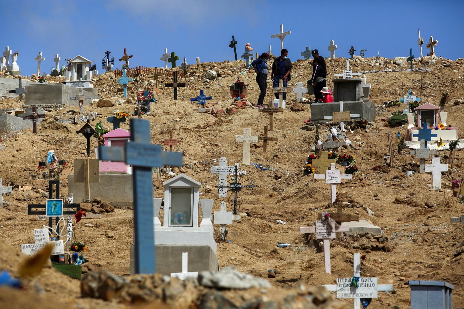 المكسيك.. أكثر من 4 آلاف وفاة جديدة بكورونا في حصيلة معدلة