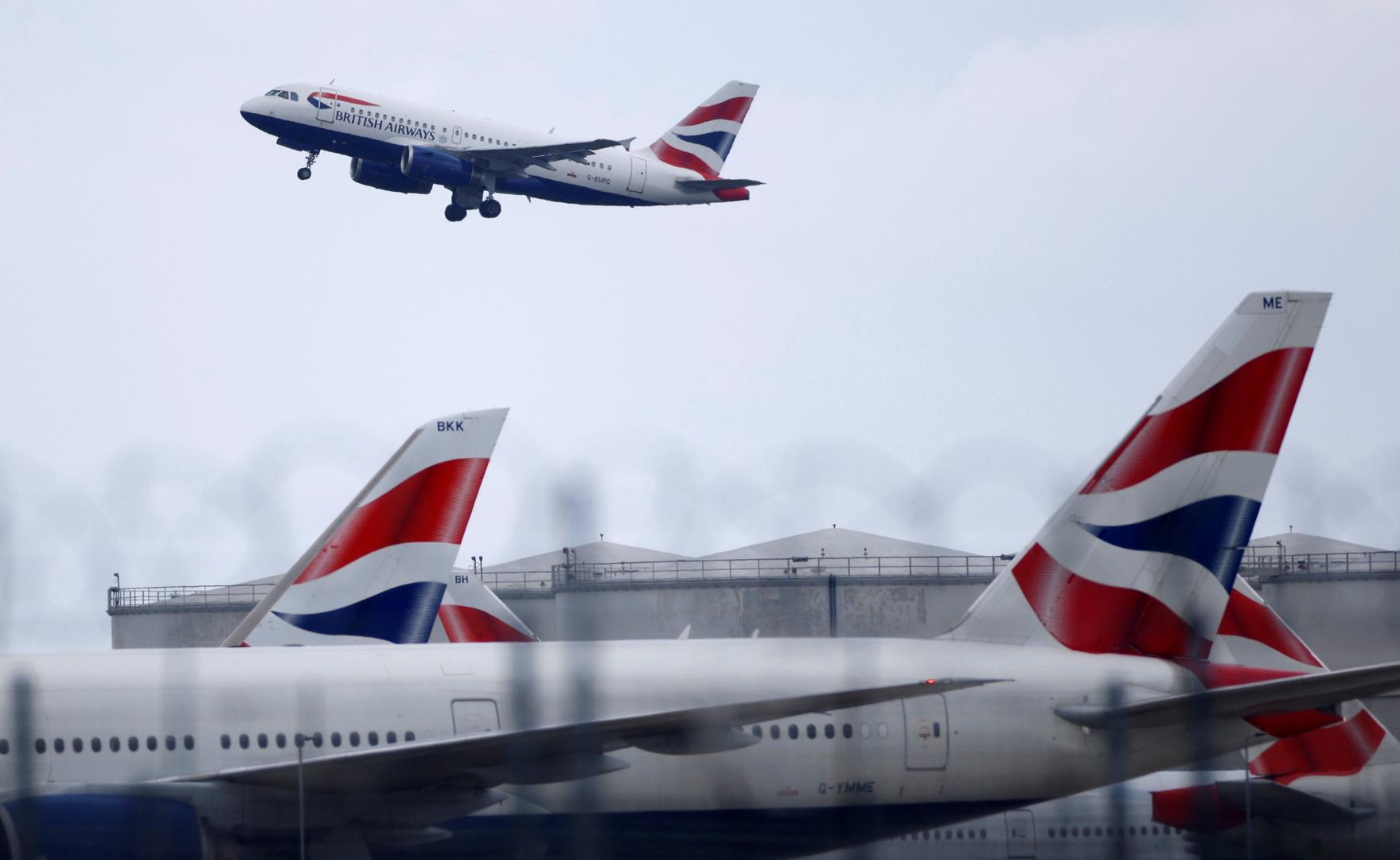روسيا تستأنف الرحلات الجوية مع بريطانيا بعد توقف دام نصف سنة