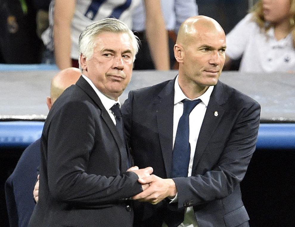 تعليق مثير من أنشيلوتي بعد عودته لريال مدريد