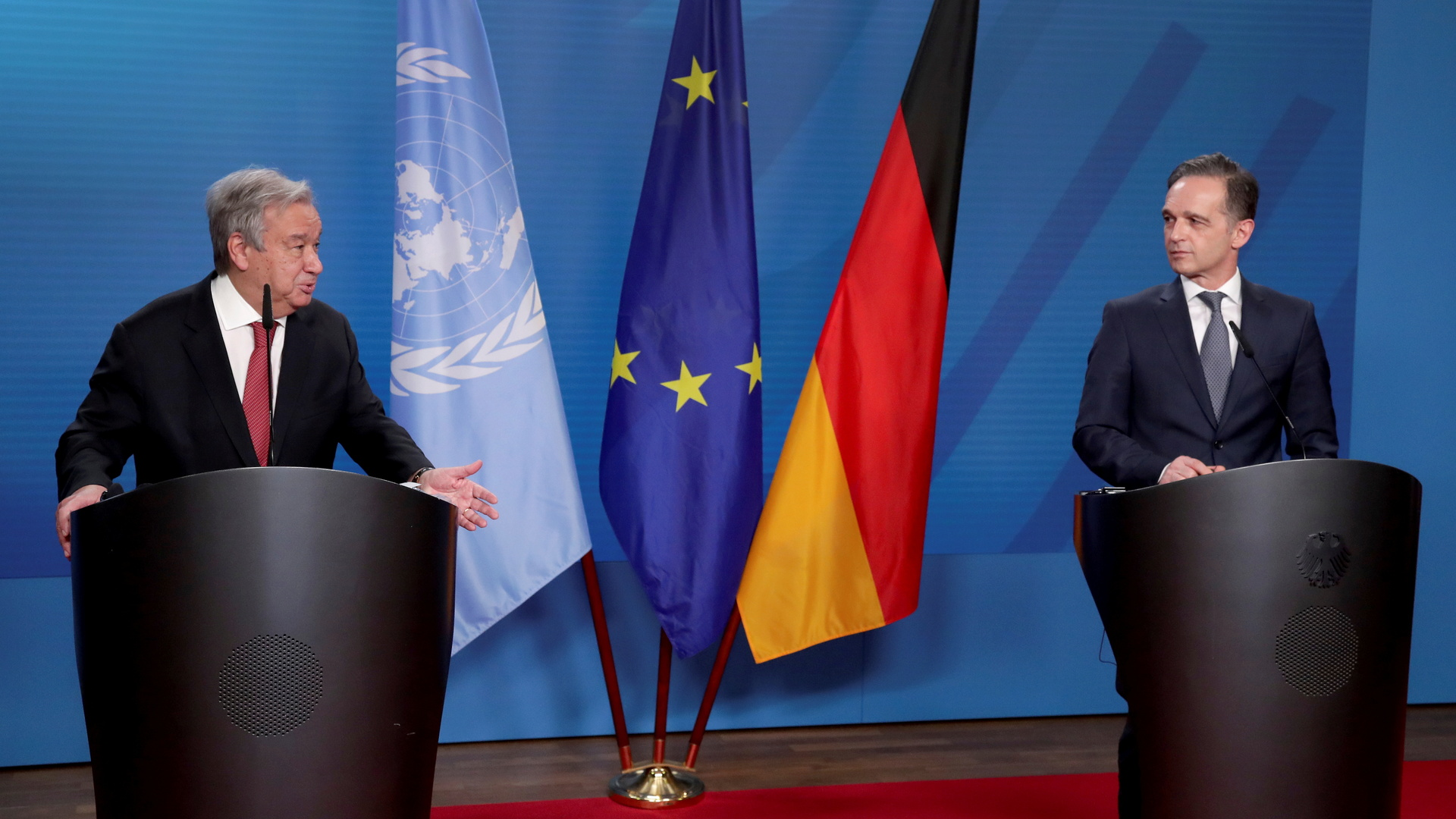 روسيا تتلقى دعوة رسمية للمشاركة في مؤتمر برلين حول ليبيا في 23 يونيو