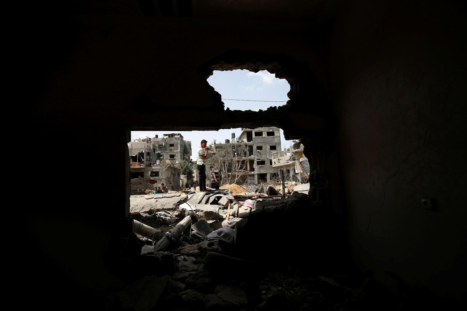 سقوط قتيلين جراء انفجار في موقع تابع للمقاومة الفلسطينية في غزة