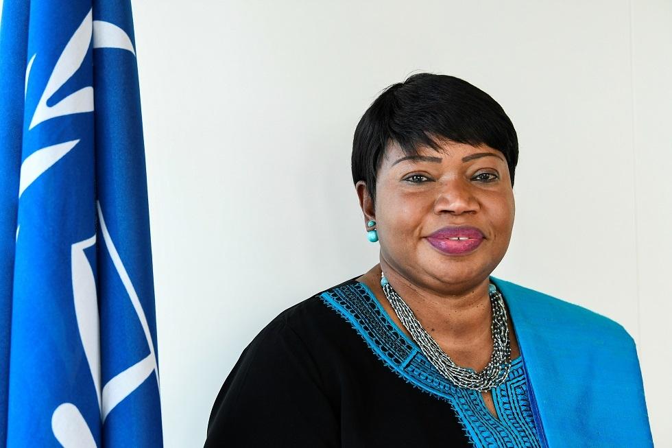 المدعية العامة للمحكمة الجنائية الدولية فاتو بنسودا