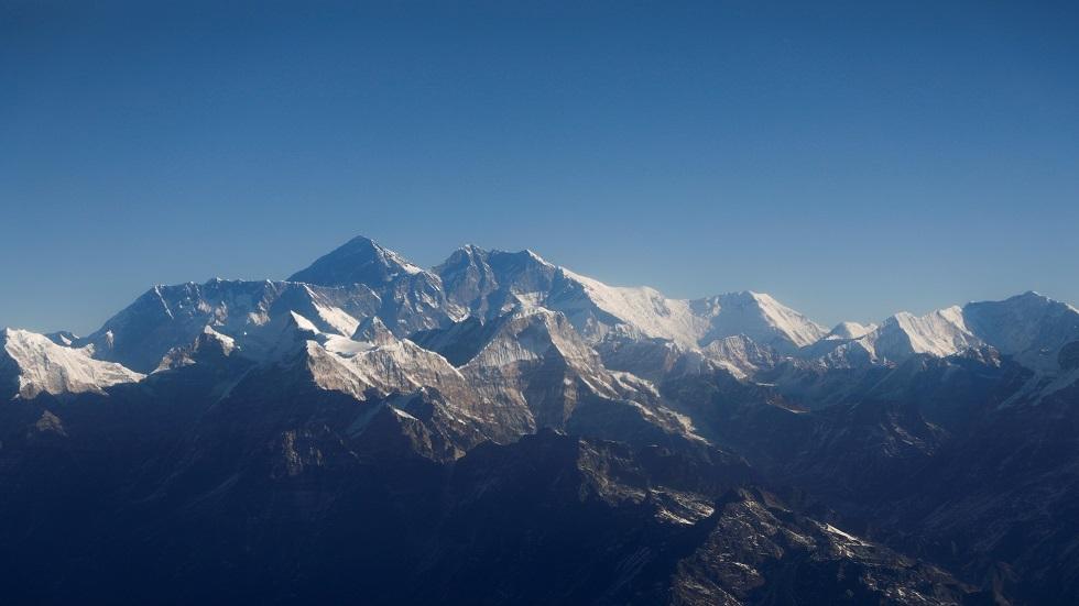 قمم جبل إفرست