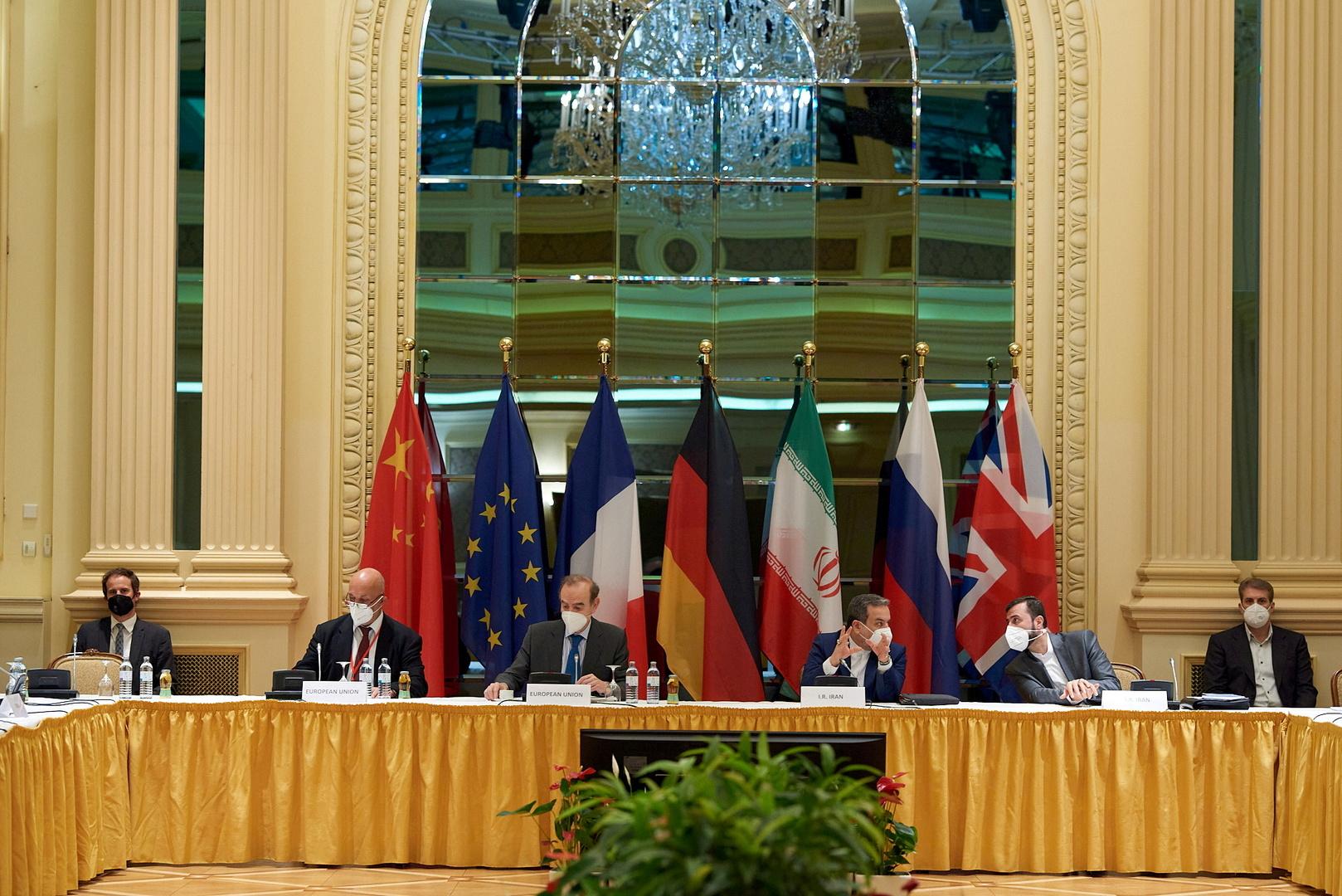 رويترز: مسؤول أوروبي يتوقع التوصل لاتفاق مع إيران خلال الجولة المقبلة من محادثات فيينا