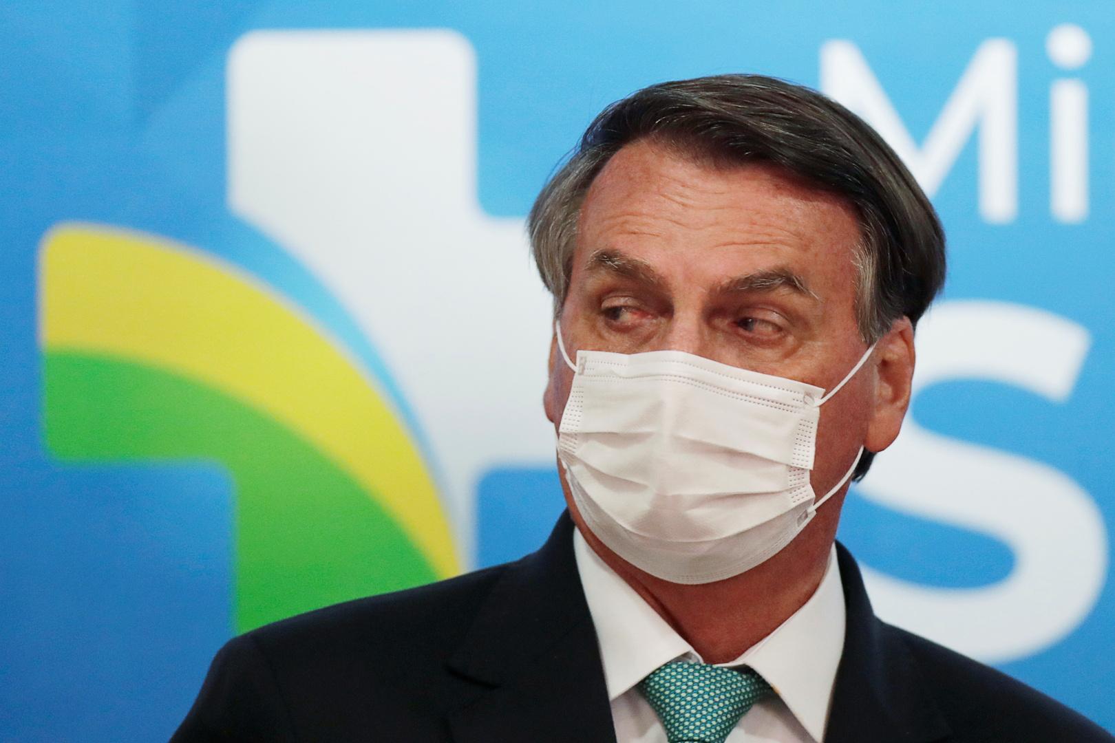 البرازيل تواجه موجة ثالثة مدمرة من كورونا
