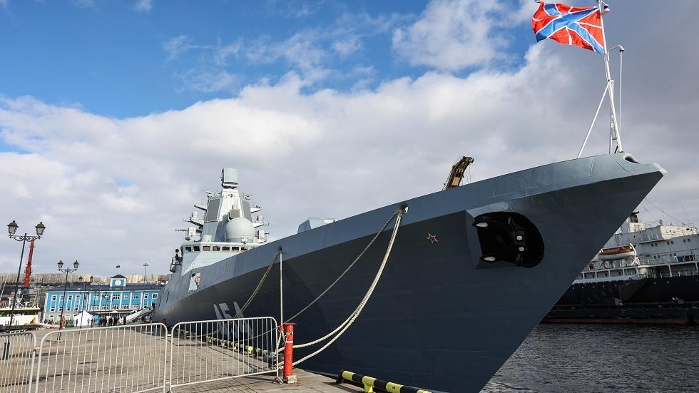 روسيا تستعد لاختبار سفينة صاروخية جديدة