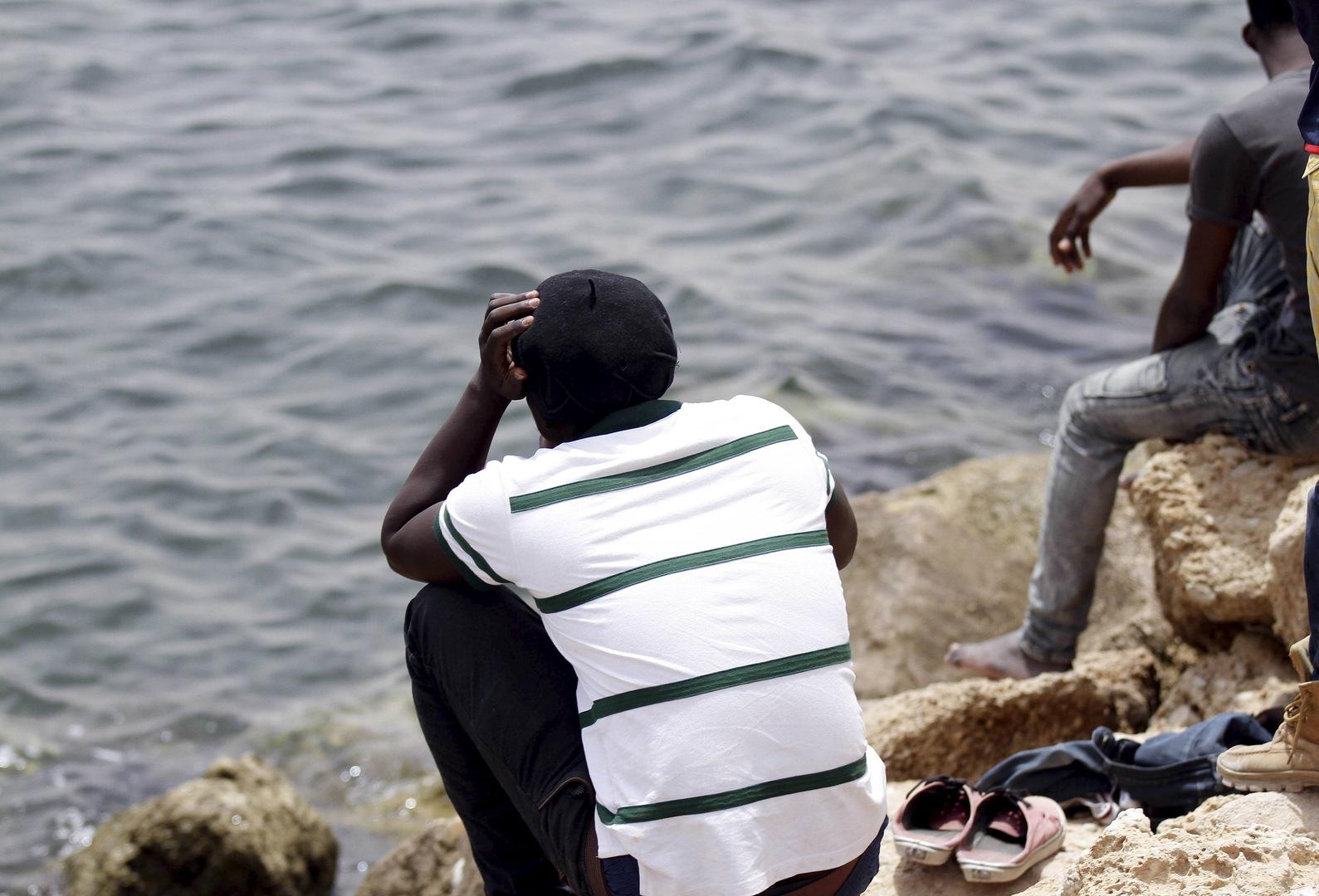 غرق 23 مهاجرا على الأقل قبالة سواحل تونس