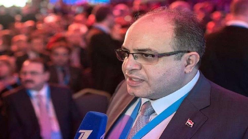 وزير الاقتصاد السوري، محمد سامر الخليل